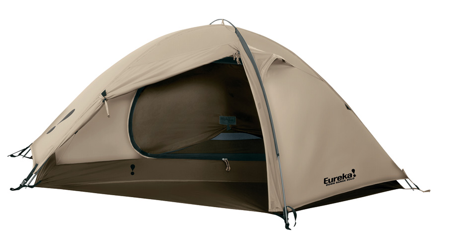 Four side wall pockets and a gear hammock line the inside of the tent for customized and easily accessible storage options.  sc 1 st  MyTacticalWorld & Eureka Down Range Solo Tactical Tent - mytacticalworld